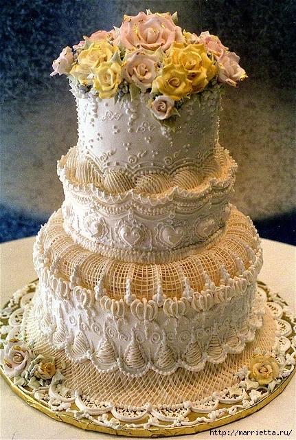 El más hermoso pastel de bodas (18) (431x640, 325Kb)