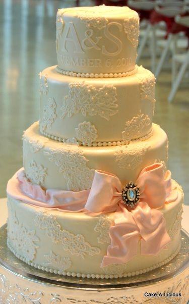 El más hermoso pastel de bodas (20) (375x602, 113Kb)