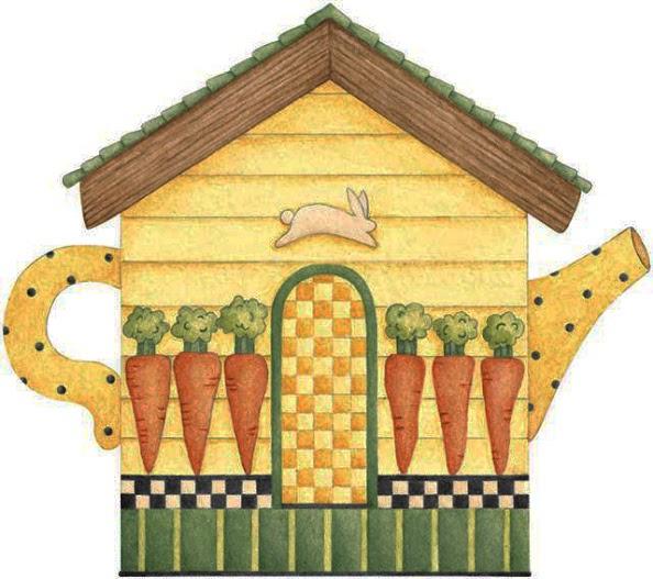 Cottage Teapot01-769307 (594x527, 286Kb)