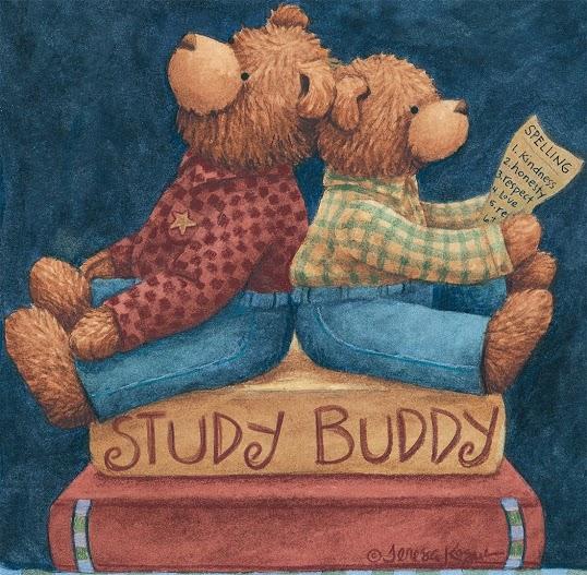 Study Buddy (538x527, 368Kb)