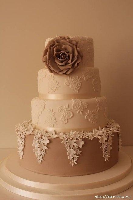 El más hermoso pastel de bodas (27) (438x657, 87Kb)