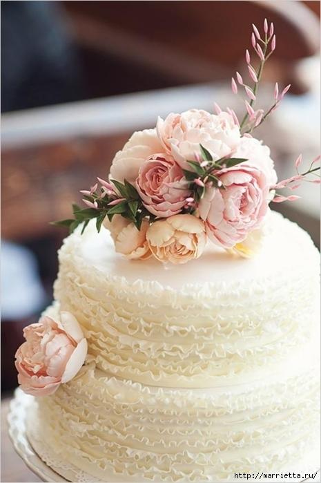 El más hermoso pastel de bodas (29) (465x700, 206Kb)