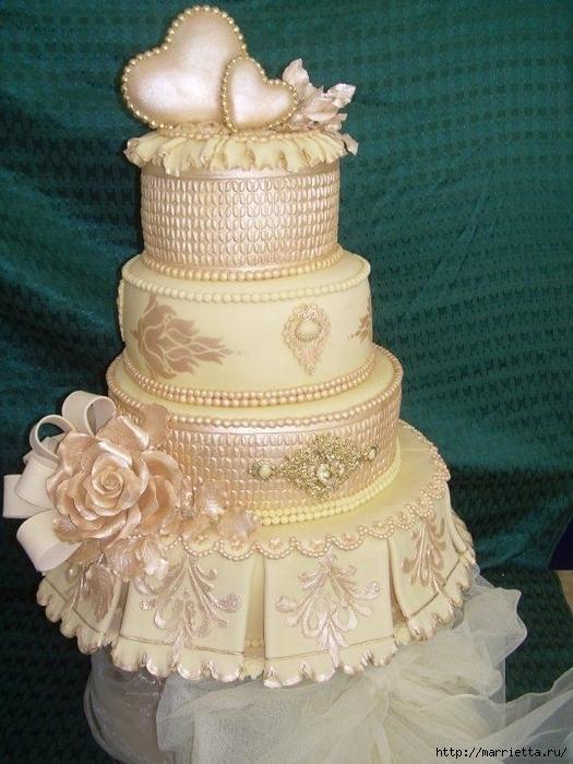 El más hermoso pastel de bodas (39) (525x700, 288Kb)