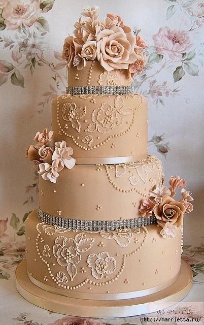 El más hermoso pastel de bodas (41) (402x640, 218Kb)