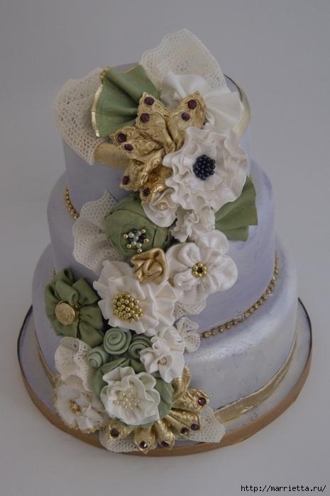 El más hermoso pastel de bodas (45) (465x700, 206Kb)