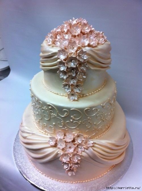 El más hermoso pastel de bodas (47) (500x669, 177Kb)