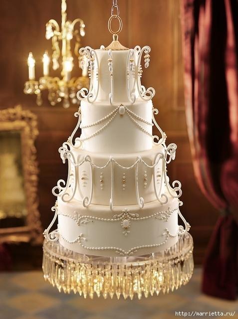 El más hermoso pastel de bodas (56) (477x640, 200Kb)