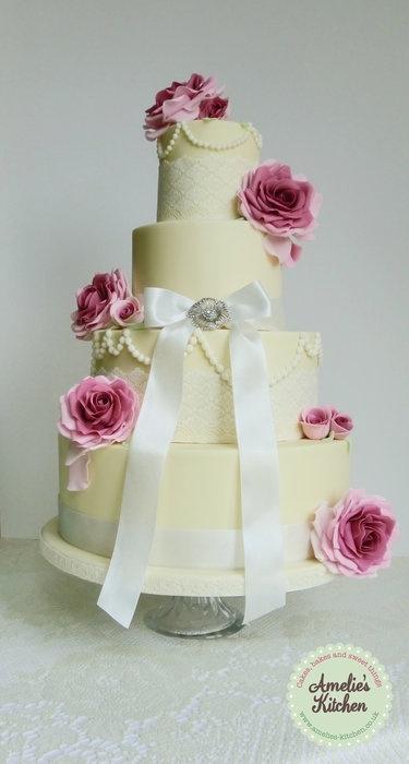 El más hermoso pastel de bodas (60) (375x700, 99Kb)