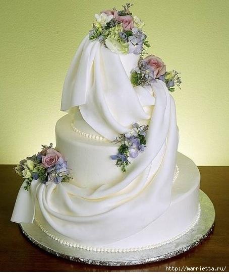 El más hermoso pastel de bodas (62) (454x544, 153Kb)