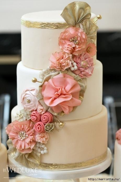 El más hermoso pastel de bodas (64) (463x700, 196Kb)