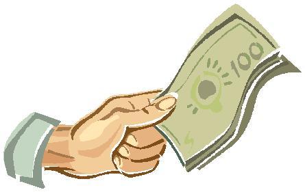 Плата при выводе средств