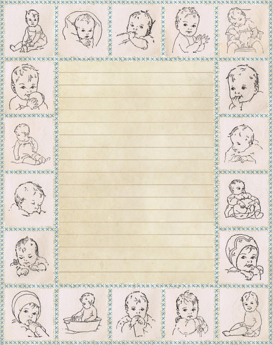 4435712_Babies__vintage_border_sepia_lace_blue_stitch__lilacnlavender (553x700, 328Kb)