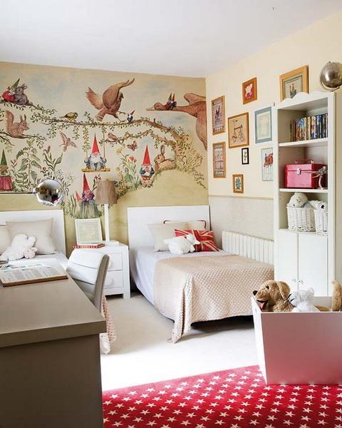 детская комната для двух детей (3) (480x600, 191Kb)