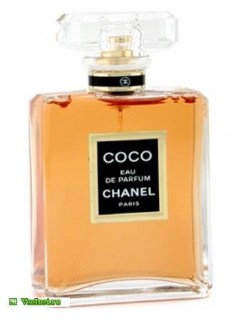 Парфюмированная вода CHANEL COCO lady (348x450, 19Kb)