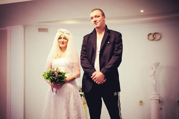 смешная свадьба фото 1 (700x466, 156Kb)