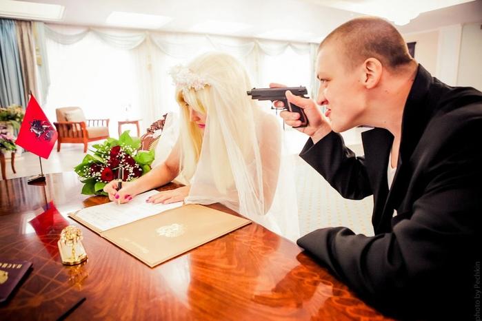 смешная свадьба фото 3 (700x466, 205Kb)