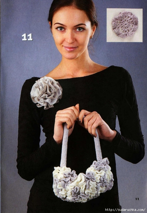 Вязаная копилка №4 2013. Модные сумки спицами и крючком_6 (483x700, 248Kb)