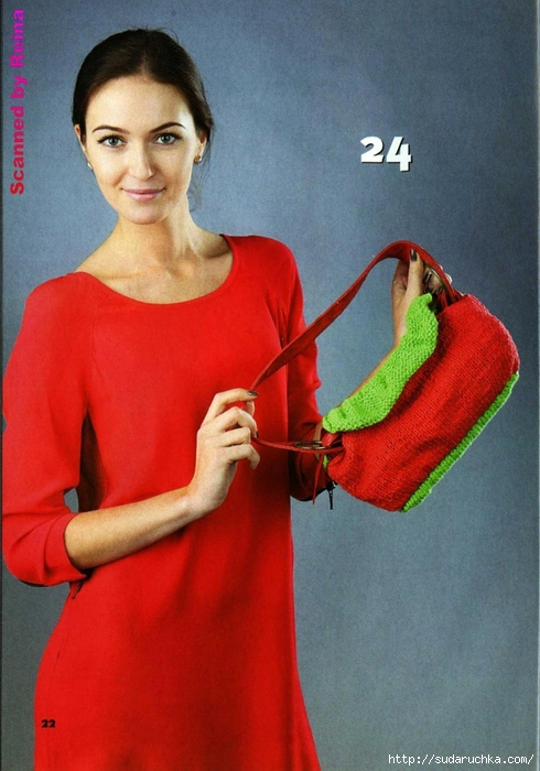 Вязаная копилка №4 2013. Модные сумки спицами и крючком_12 - копия (490x700, 257Kb)