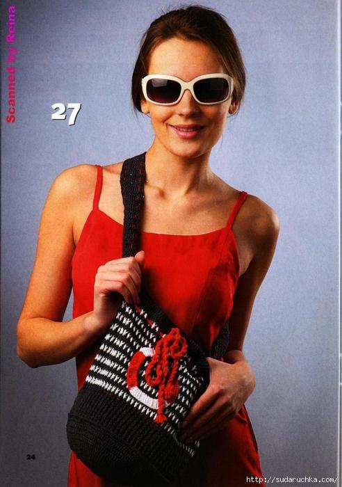 Вязаная копилка №4 2013. Модные сумки спицами и крючком_13 - копия (492x700, 268Kb)
