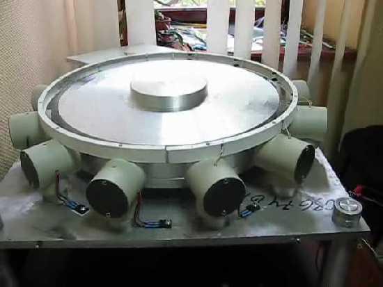 генератор прямого вращения