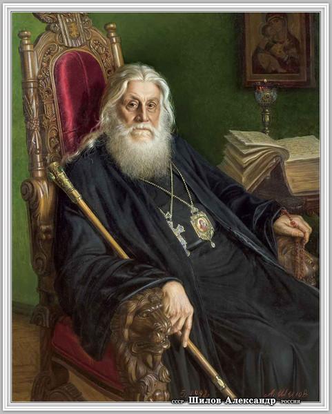 1998 Портрет епископа Василия  (В.Родзянко) (481x600, 95Kb)