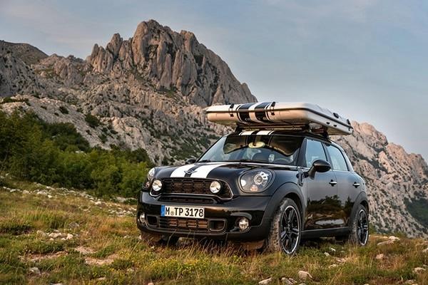 автомобиль Mini с палаткой  (600x400, 179Kb)
