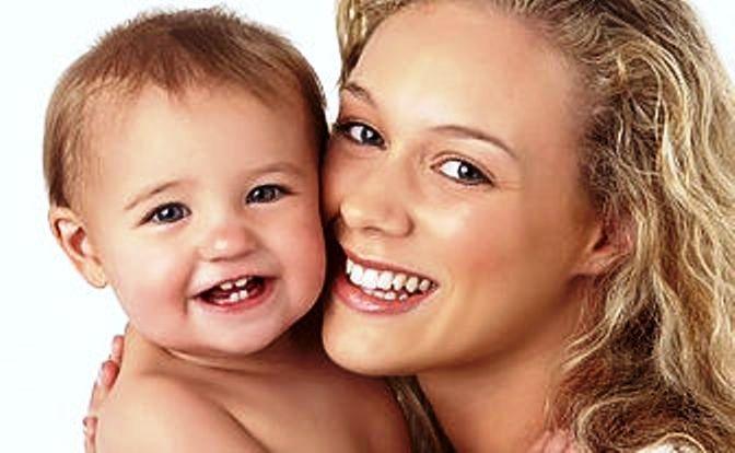 фото мама и дети