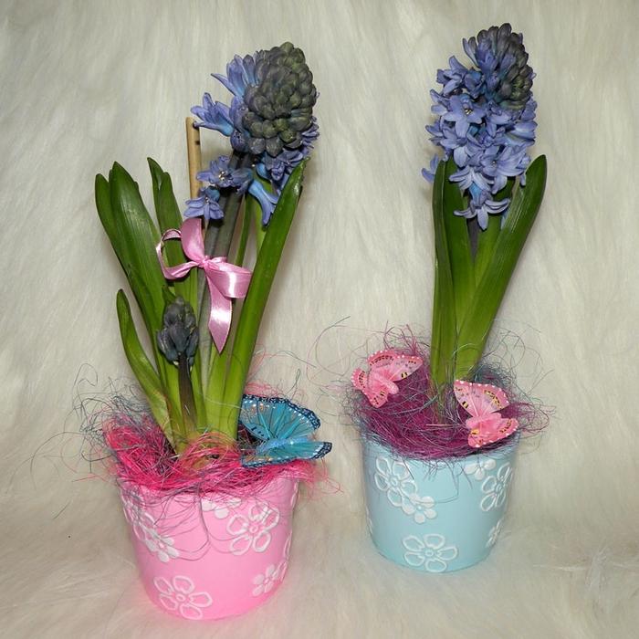 Флористический декор. Очень красивые идеи! (2) (700x700, 344Kb)