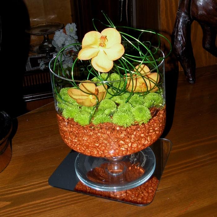 Флористический декор. Очень красивые идеи! (9) (700x700, 367Kb)