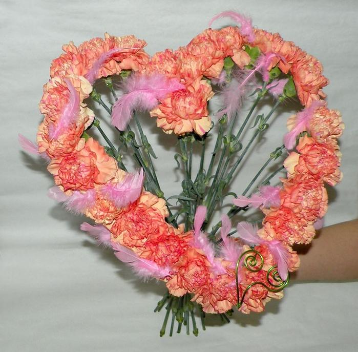 Флористический декор. Очень красивые идеи! (37) (700x687, 356Kb)