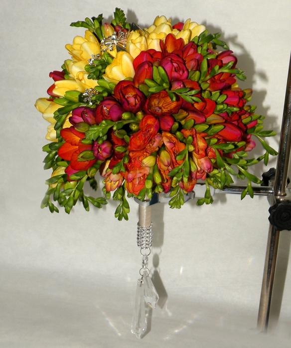 Флористический декор. Очень красивые идеи! (64) (584x700, 315Kb)