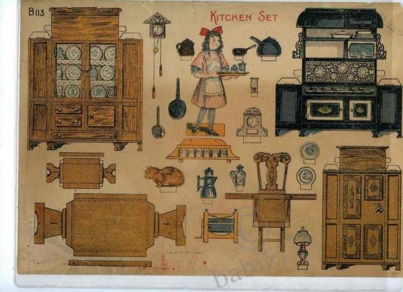 Vintage and Antique French Furniture for when it has to