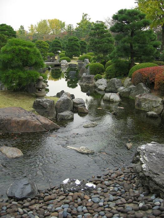 Японский замок Нидзё фото 5 (525x700, 492Kb)