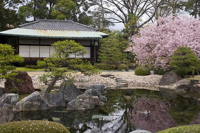 Японский замок Нидзё фото 14 (670x446, 458Kb)