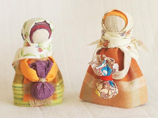 Славянская кукла оберег своими руками