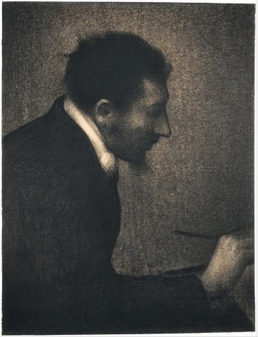 Aman-Jean (Portrait of Edmond François Aman-Jean) (529x690, 133Kb)