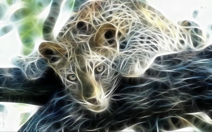 электрические картины животных 18 (700x437, 221Kb)