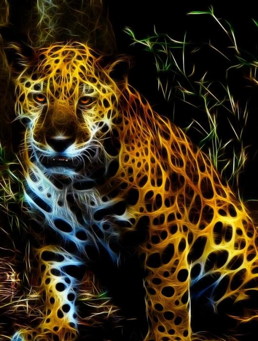 электрические картины животных 22 (530x700, 300Kb)