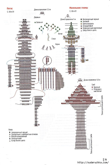 Волшебные фигурки из бисера_71 (465x700, 196Kb)