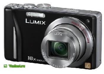 Фотокамера Panasonic Lumix DMC-TZ18EE-K, 14.1 Mpx, 20x, чёрная (353x250, 25Kb)