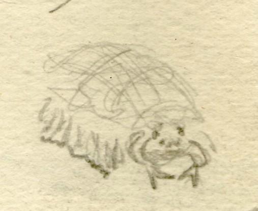 рисунок по мотивам фильма Враг мой (507x415, 65Kb)