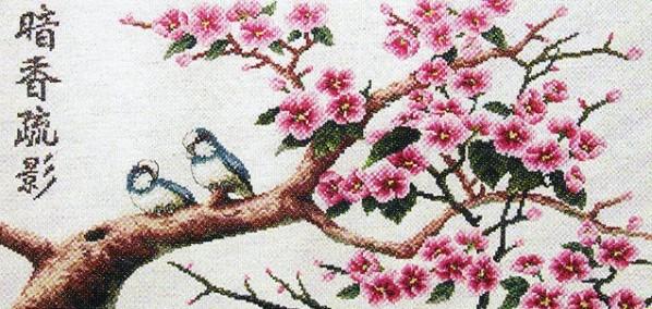 Stitchart-Apricot-tree0-598x284 (598x284, 86Kb)