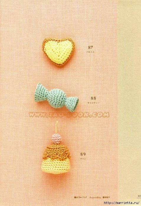 Цветочки, ягоды-фрукты, игрушки и другие мотивы крючком (62) (478x700, 294Kb)
