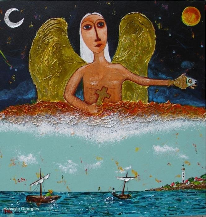 Ангел (664x700, 382Kb)