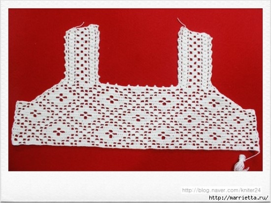 Сарафан из кокетки крючком и шифонового платка (3) (550x413, 144Kb)