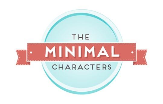 Минималистические персонажи мультфильмов студий Pixar и Disney