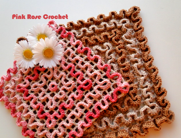 Pega Panelas Croche Ondulado 02 Crochet Wiggly Stitch Pot Holders (630x480, 568Kb)