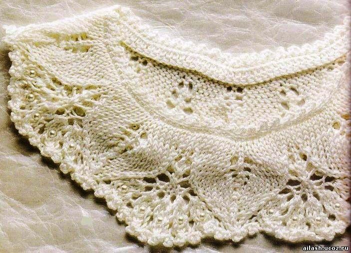 5 Схемы вязания спицами и. для