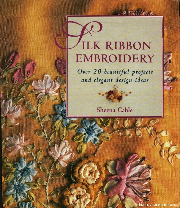 Silk Ribbon Embroidery_1 (606x700, 490Kb)
