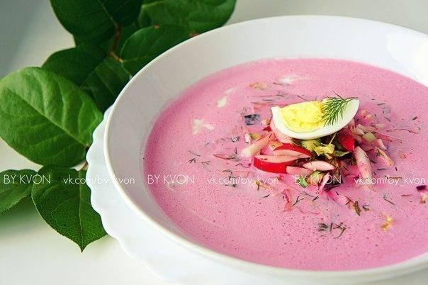 холодный суп с свёклой (604x402, 48Kb)